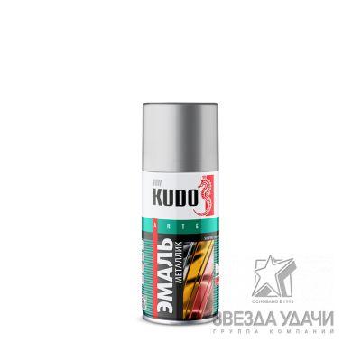 Хром эмаль универсальная 210мл Kudo