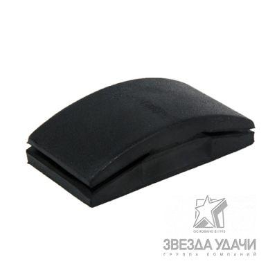 Резиновый шлифблок 120x70 мм Русский Мастер